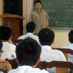 Giáo dục - du học - Việt Nam chưa có đến 100 Giáo sư Toán học