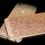 iPhone 5 phủ kín kim cương giá  khủng