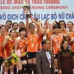 Thể thao - Giải bóng chuyền các CLB nữ châu Á: Guangdong vô địch
