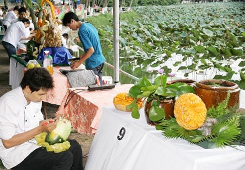Liên hoan ẩm thực Đất Phương Nam năm 2013 - 1