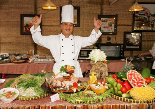 Liên hoan ẩm thực Đất Phương Nam năm 2013 - 2