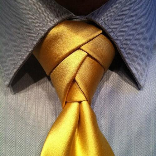 Học cách thắt cà vạt đẹp cho chàng - 7