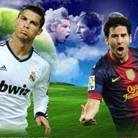 Ronaldo – Messi đọ tài đá phạt thần sầu