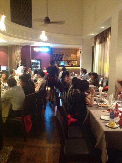 JJ's Brazillian BBQ Restaurant mừng Ngày của Mẹ - 3