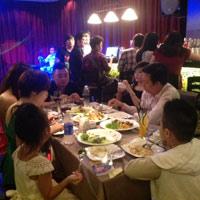 JJ's Brazillian BBQ Restaurant mừng Ngày của Mẹ