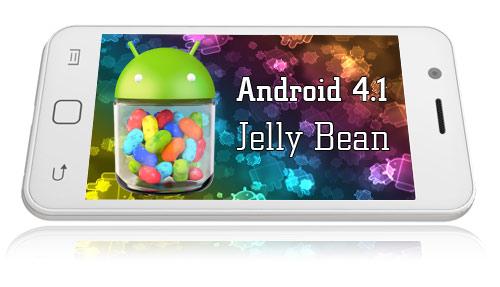 Trải nghiệm Android 4.1 trên điện thoại FPT F11 - 1