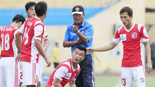 """Đồng Nai: Hình bóng """"ngựa ô"""" ở V-League - 1"""