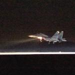 Tin tức trong ngày - SU-30MK2 bay đêm trên bầu trời phương Nam