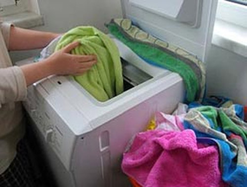 Những sai lầm khi giặt đồ lót - 1