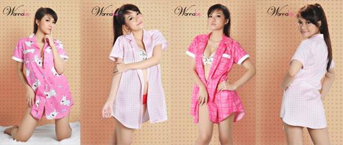 Wannabe- Thời trang mặc nhà & nội y hè 2013, Thời trang,