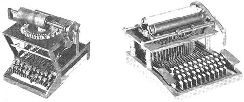 Bàn phím QWERTY có nguồn gốc từ đâu? - 3