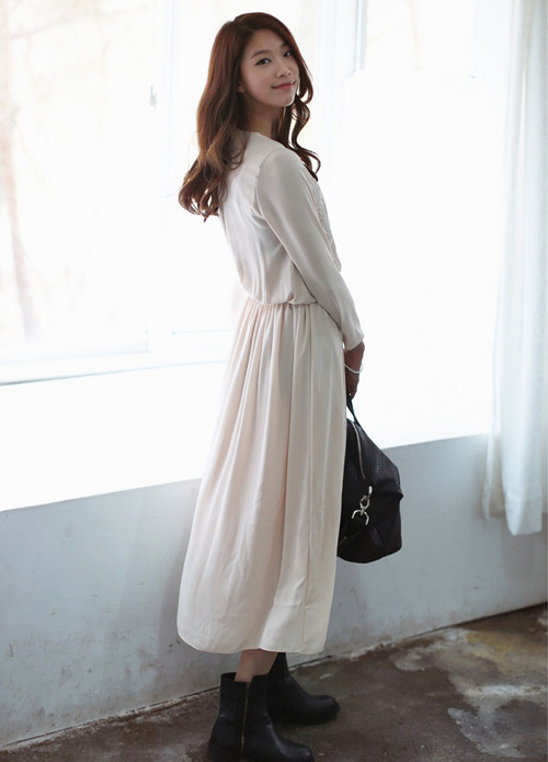 Lý do nên chọn váy dài dạo phố - 7