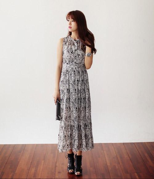 Lý do nên chọn váy dài dạo phố - 8