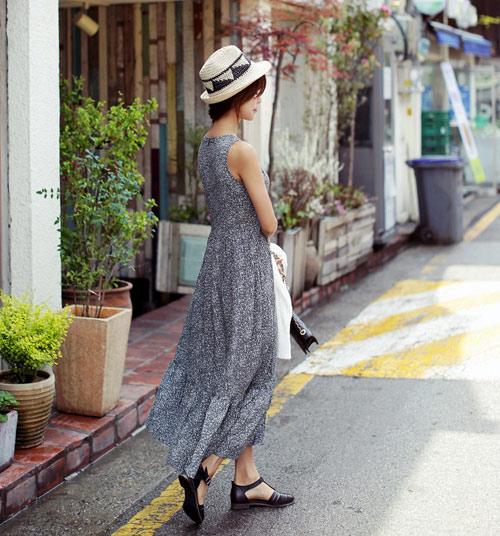 Lý do nên chọn váy dài dạo phố - 14