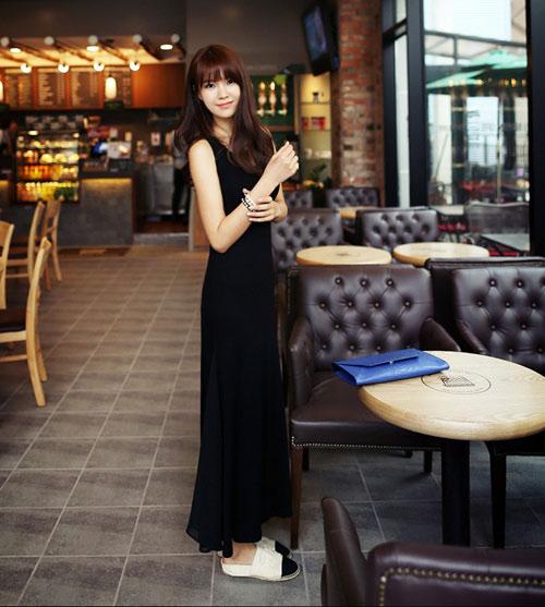 Lý do nên chọn váy dài dạo phố - 3
