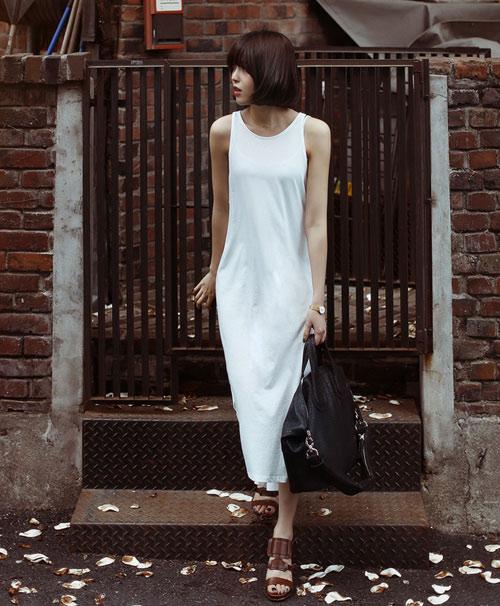 Lý do nên chọn váy dài dạo phố - 4