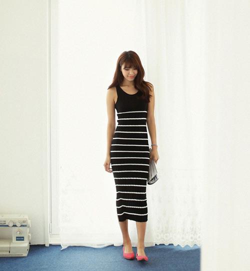 Lý do nên chọn váy dài dạo phố - 5