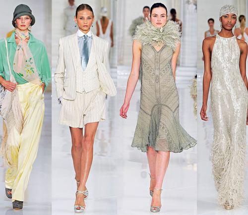 Gatsby vĩ đại & làn sóng thời trang 20's - 8
