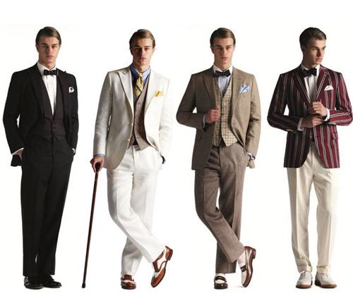 Gatsby vĩ đại & làn sóng thời trang 20's - 16