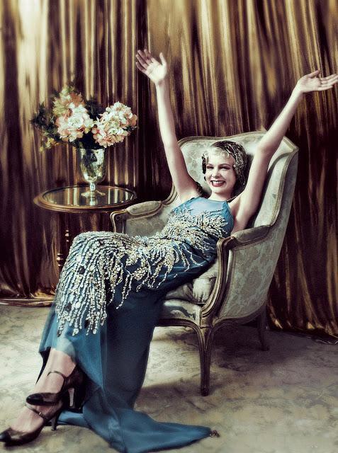 Gatsby vĩ đại & làn sóng thời trang 20's - 2