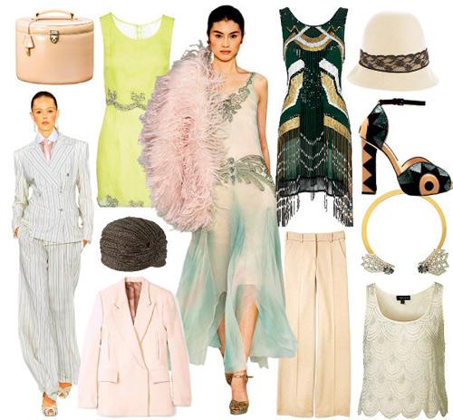 Gatsby vĩ đại & làn sóng thời trang 20's - 10