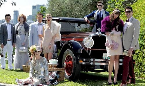Gatsby vĩ đại & làn sóng thời trang 20's - 6