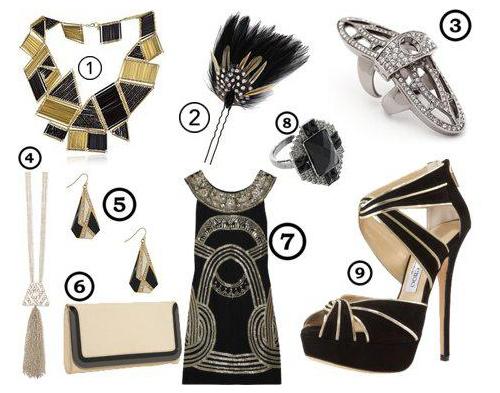 Gatsby vĩ đại & làn sóng thời trang 20's - 11