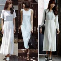 Lý do nên chọn váy dài dạo phố