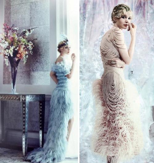 Gatsby vĩ đại & làn sóng thời trang 20's - 3