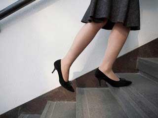 Leo cầu thang để giảm cân, Làm đẹp,