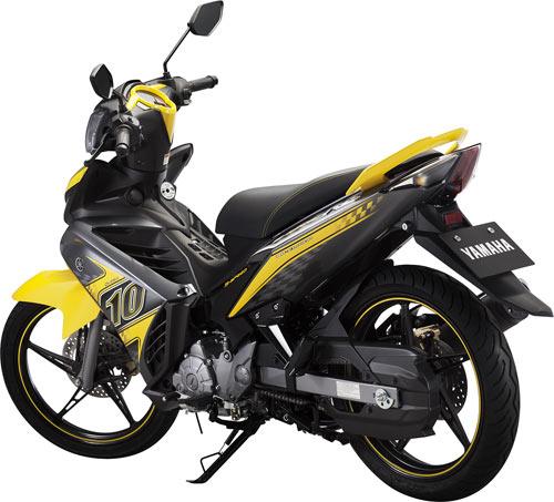Yamaha Exciter 2013 sắp lên kệ - 1