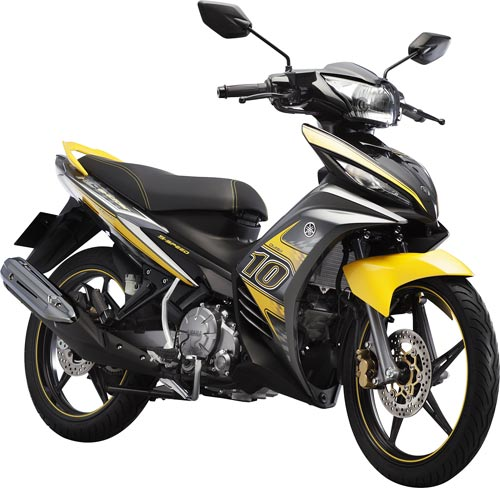Yamaha Exciter 2013 sắp lên kệ - 2