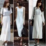 Thời trang - Lý do nên chọn váy dài dạo phố