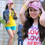 Thời trang - Cùng MC Ngọc Trang chọn đồ đi dã ngoại