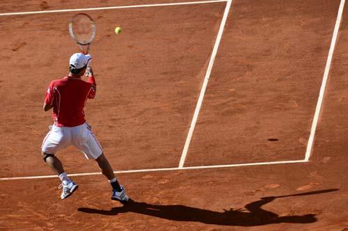Federer thất vọng với chính mình - 1