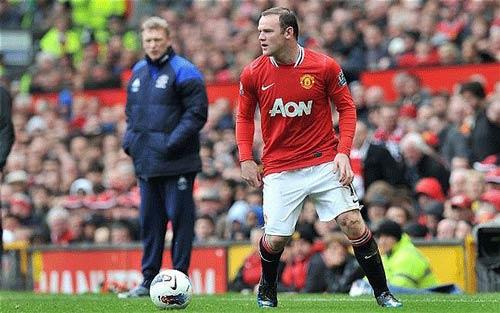 Moyes tới, Rooney vẫn ở lại MU - 1