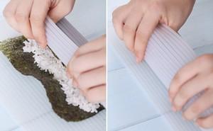 Cách làm cơm cuộn đơn giản mà ngon - 5