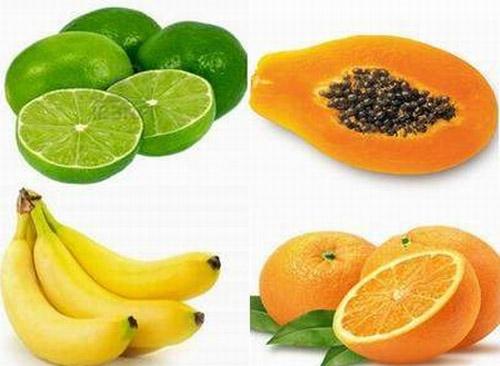 Ngừa rụng tóc bằng hoa quả tự nhiên - 1