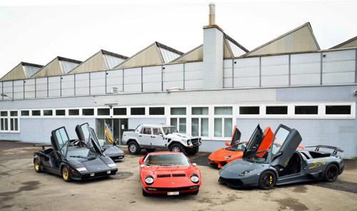 350 chiếc Lamborghini quần tụ mừng đại lễ - 4