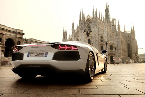 350 chiếc Lamborghini quần tụ mừng đại lễ - 11