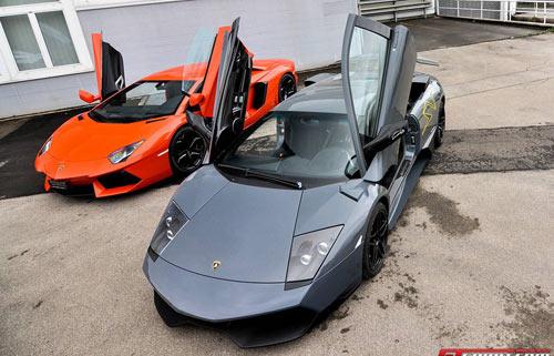 350 chiếc Lamborghini quần tụ mừng đại lễ - 6