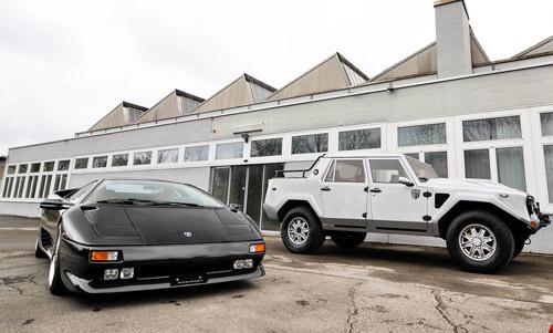 350 chiếc Lamborghini quần tụ mừng đại lễ - 7