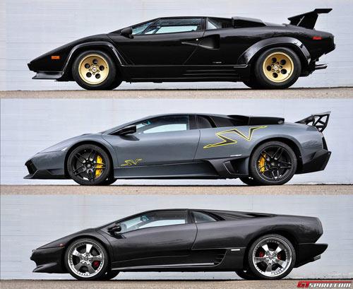 350 chiếc Lamborghini quần tụ mừng đại lễ - 9