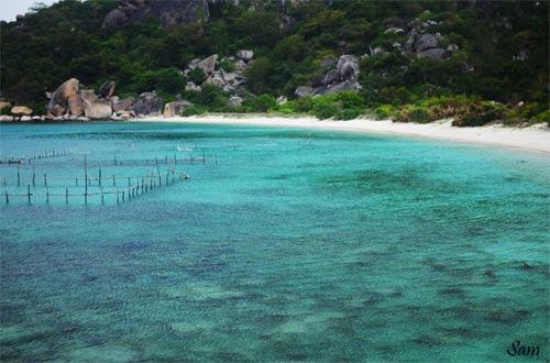 Về đảo Bình Ba hoang sơ tuyệt đẹp - 2