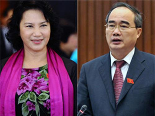 Chân dung 2 tân Ủy viên Bộ Chính trị - 1