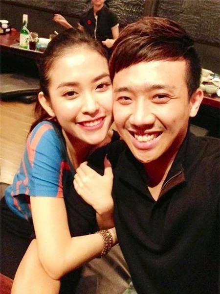 Ảnh tình tứ của Trấn Thành và bạn gái hot girl - 12