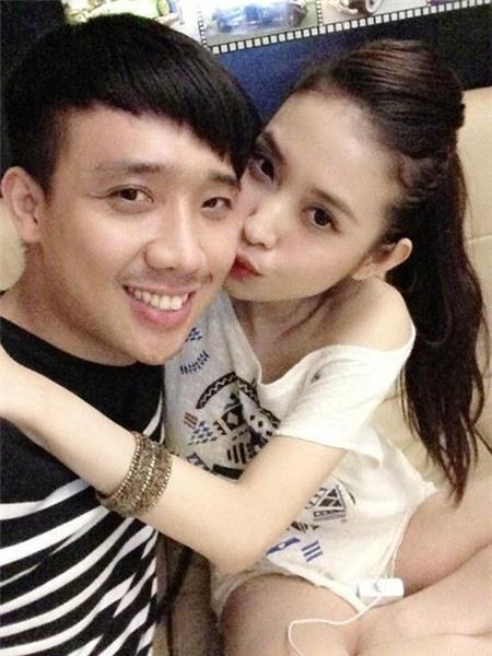 Ảnh tình tứ của Trấn Thành và bạn gái hot girl - 13