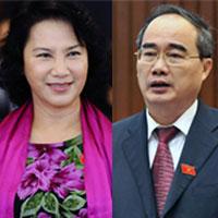Báo Anh, Mỹ nói về 2 tân Ủy viên Bộ Chính trị