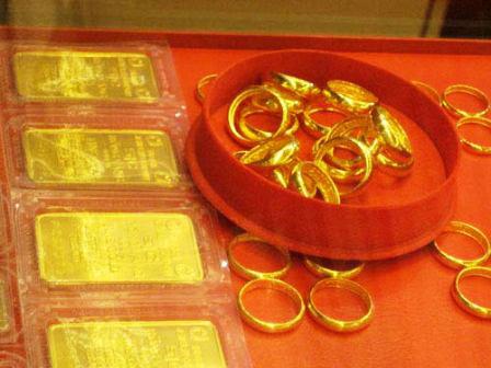 Dự báo giá vàng tăng trở lại sau 3 tháng! - 1