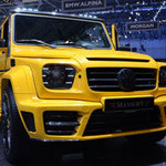 """Ô tô - Xe máy - Mercedes-Benz G63 AMG """"độ"""" giá triệu đô"""